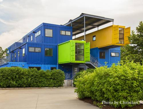 Shipping Container Buildings: From Steel Shipments to Modern Architectural Fads