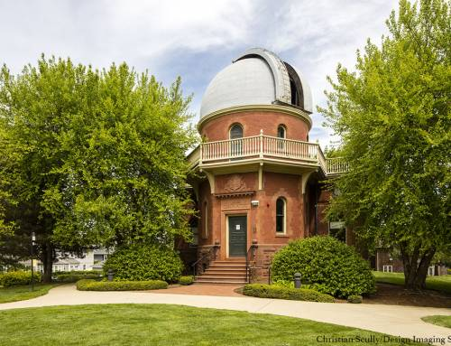 Night at the Museum: Ladd Observatory