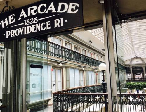 Arcade Providence: Micro-Living in America's Oldest Shopping Mall